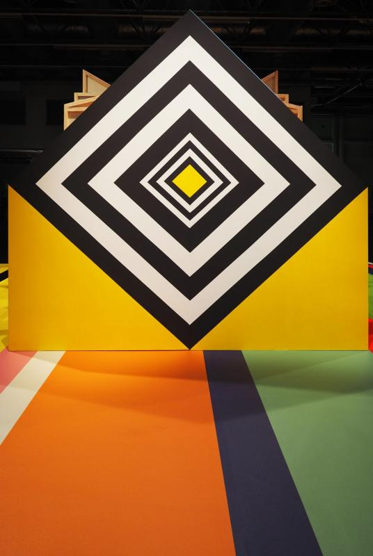 27-Super-Labyrinth-Morag-Myerscough--Luke-Morgan