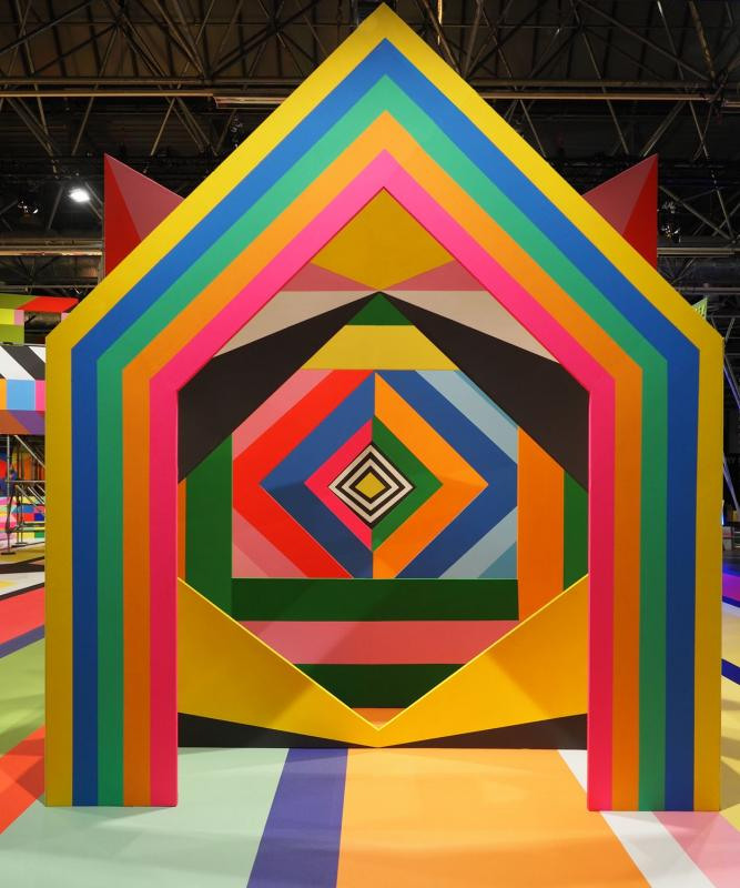 29-Super-Labyrinth-Morag-Myerscough--Luke-Morgan